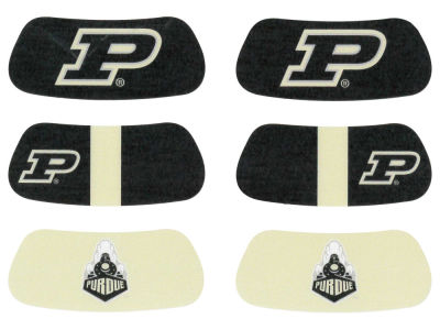 Purdue Boilermakers 3-pack Eyeblack Stickers