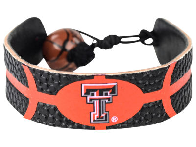 Texas Tech Red Raiders Basketball Bracelet