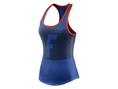 Florida Gators Nike NCAA Women's Dri-Blend Mesh Tank
