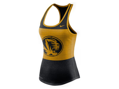 Missouri Tigers Nike NCAA Women's Dri-Blend Mesh Tank