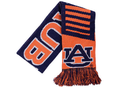 Auburn Tigers Knit Scarf Wordmark