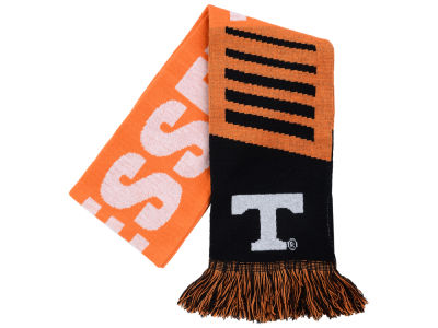 Tennessee Volunteers Knit Scarf Wordmark