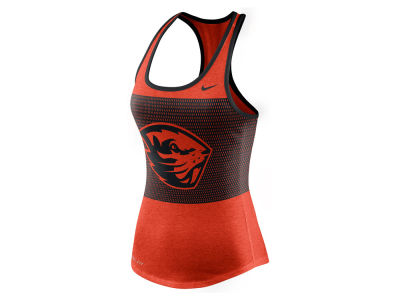 Oregon State Beavers Nike NCAA Women's Dri-Blend Mesh Tank
