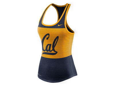 California Golden Bears Nike NCAA Women's Dri-Blend Mesh Tank