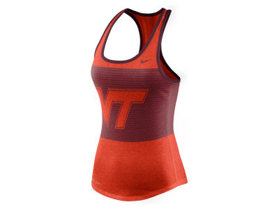 Virginia Tech Hokies Nike NCAA Women's Dri-Blend Mesh Tank