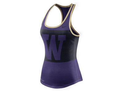 Washington Huskies Nike NCAA Women's Dri-Blend Mesh Tank