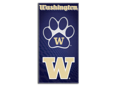 Washington Huskies Beach Towel
