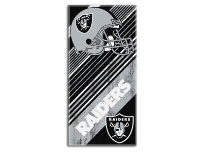 Oakland Raiders Beach Towel