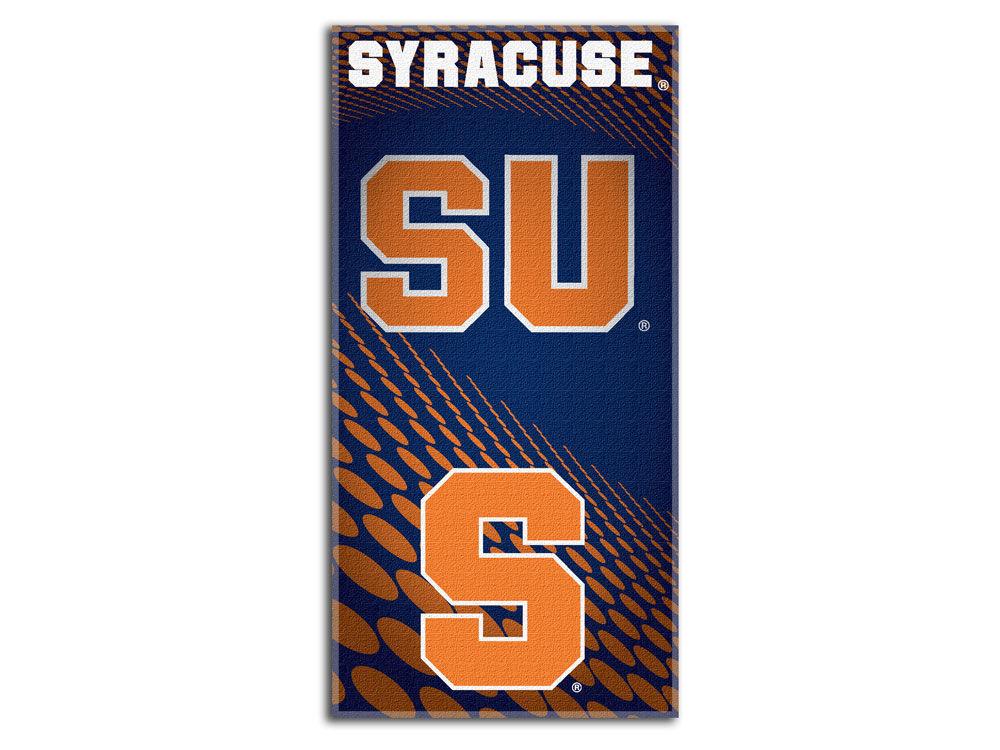 Syracuse Orange Beach Towel Emblem