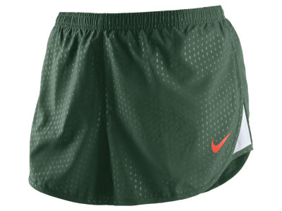 Miami Hurricanes Nike NCAA Women's Stadium Mod Tempo Shorts