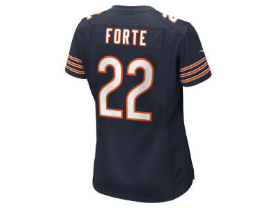 Chicago Bears Matt Forte Nike NFL Women's Game Jersey