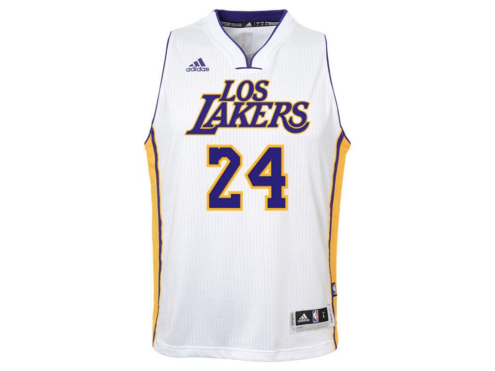 7024b8c93ad Los Angeles Lakers Kobe Bryant NBA Youth Latin Nights Jersey