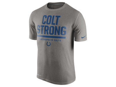 Indianapolis Colts Nike NFL Men's Local Legend Verbiage T-Shirt
