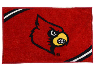 Louisville Cardinals Tufted Rug 20x30