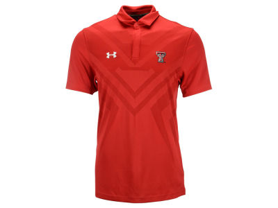 Texas Tech Red Raiders Under Armour NCAA Men's Scout Polo Shirt