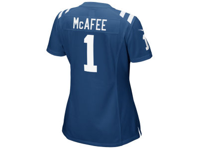 Indianapolis Colts Pat McAfee Nike NFL Women's Game Jersey