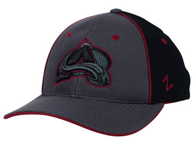 Colorado Avalanche Zephyr NHL Phantom Flex Hat