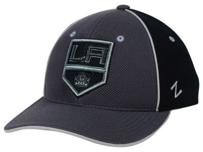 Los Angeles Kings Zephyr NHL Phantom Flex Hat