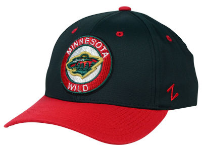 Minnesota Wild Zephyr NHL Seal Flex Hat
