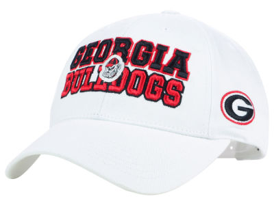 Georgia Bulldogs 2 for $28 Top of the World NCAA Teamwork Cap