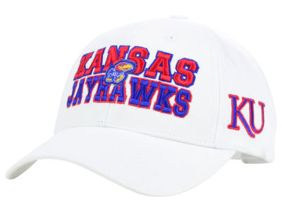 Kansas Jayhawks NCAA 2 for $25 Top of the World NCAA Teamwork Cap