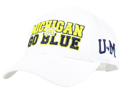 Michigan Wolverines NCAA 2 for $25 Top of the World NCAA Teamwork Cap