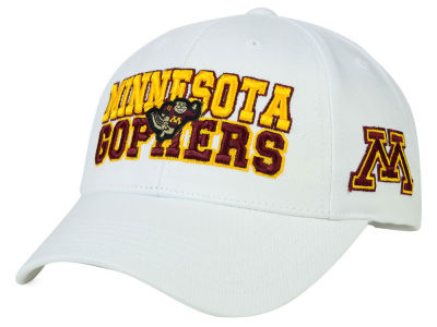 Minnesota Golden Gophers 2 for $28 Top of the World NCAA Teamwork Cap