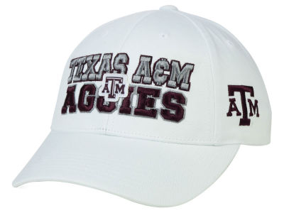 Texas A&M Aggies 2 for $28 Top of the World NCAA Teamwork Cap