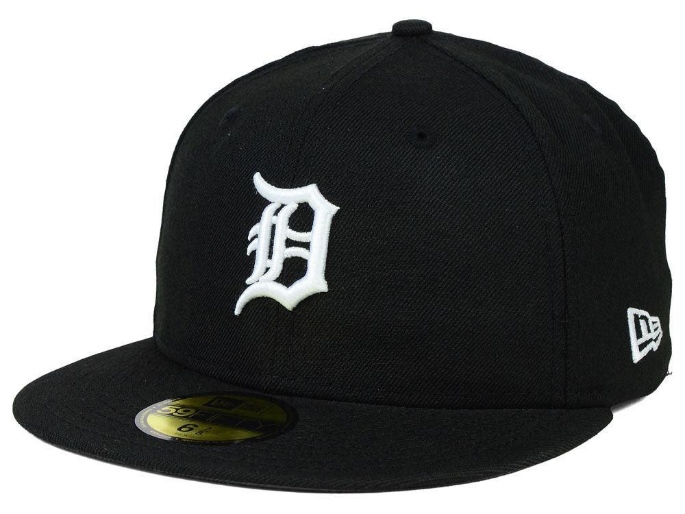 Detroit Tigers New Era MLB B-Dub 59FIFTY Cap  5139e274e73b
