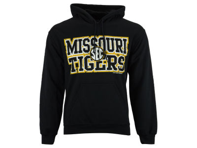 Missouri Tigers NCAA Men's NWG Distressed Name Hoodie