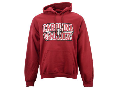 South Carolina Gamecocks NCAA Men's NWG Distressed Name Hoodie