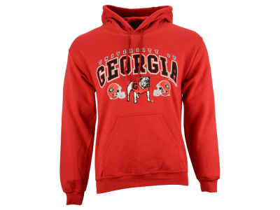 Georgia Bulldogs NCAA Men's NWG Midsize Hoodie