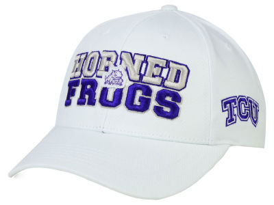 Texas Christian Horned Frogs Top of the World NCAA Teamwork Cap
