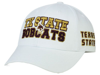 Texas State Bobcats NCAA 2 for $28 Top of the World NCAA Teamwork Cap