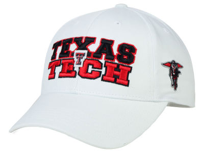 Texas Tech Red Raiders NCAA 2 for $25 Top of the World NCAA Teamwork Cap