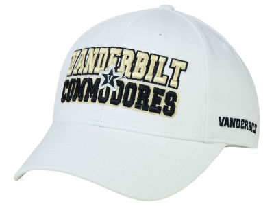 Vanderbilt Commodores Top of the World NCAA Teamwork Cap