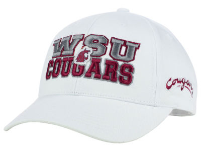 Washington State Cougars NCAA 2 for $28 Top of the World NCAA Teamwork Cap