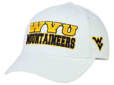 West Virginia Mountaineers NCAA 2 for $28 Top of the World NCAA Teamwork Cap