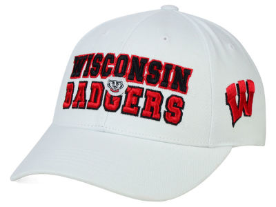Wisconsin Badgers NCAA 2 for $28 Top of the World NCAA Teamwork Cap