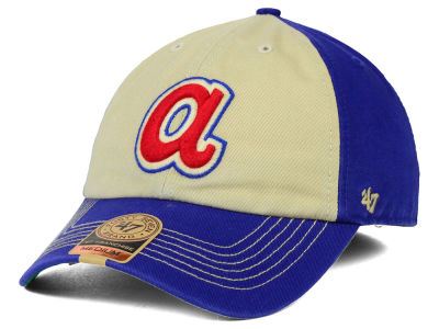 Atlanta Braves '47 MLB Hodson '47 FRANCHISE Cap