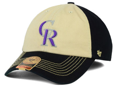 Colorado Rockies '47 MLB Hodson '47 FRANCHISE Cap