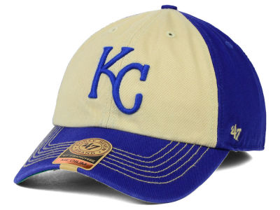 Kansas City Royals '47 MLB Hodson '47 FRANCHISE Cap