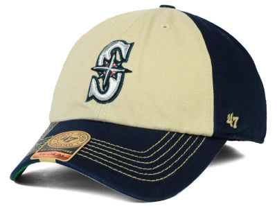 Seattle Mariners '47 MLB Hodson '47 FRANCHISE Cap