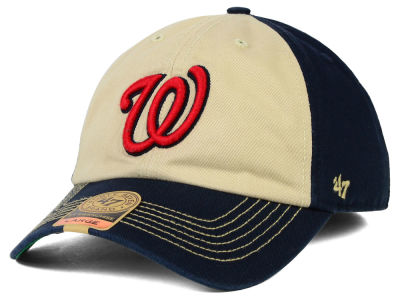 Washington Nationals '47 MLB Hodson '47 FRANCHISE Cap