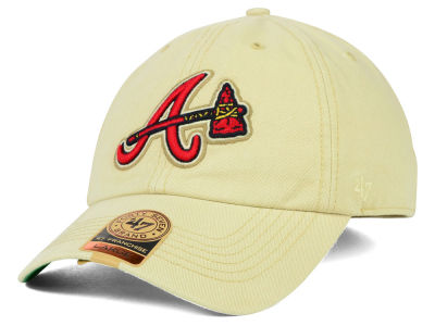 Atlanta Braves '47 MLB Lawrence '47 Franchise Cap