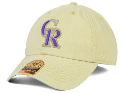 Colorado Rockies '47 MLB Lawrence '47 Franchise Cap