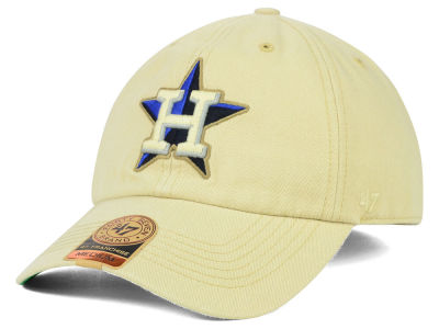 Houston Astros '47 MLB Lawrence '47 Franchise Cap