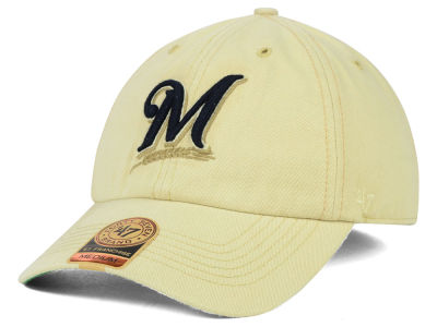 Milwaukee Brewers '47 MLB Lawrence '47 Franchise Cap