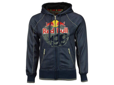 Fox Racing Red Bull Full Zip Hoodie