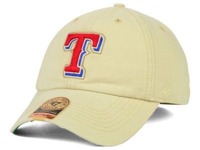 Texas Rangers '47 MLB Lawrence '47 Franchise Cap
